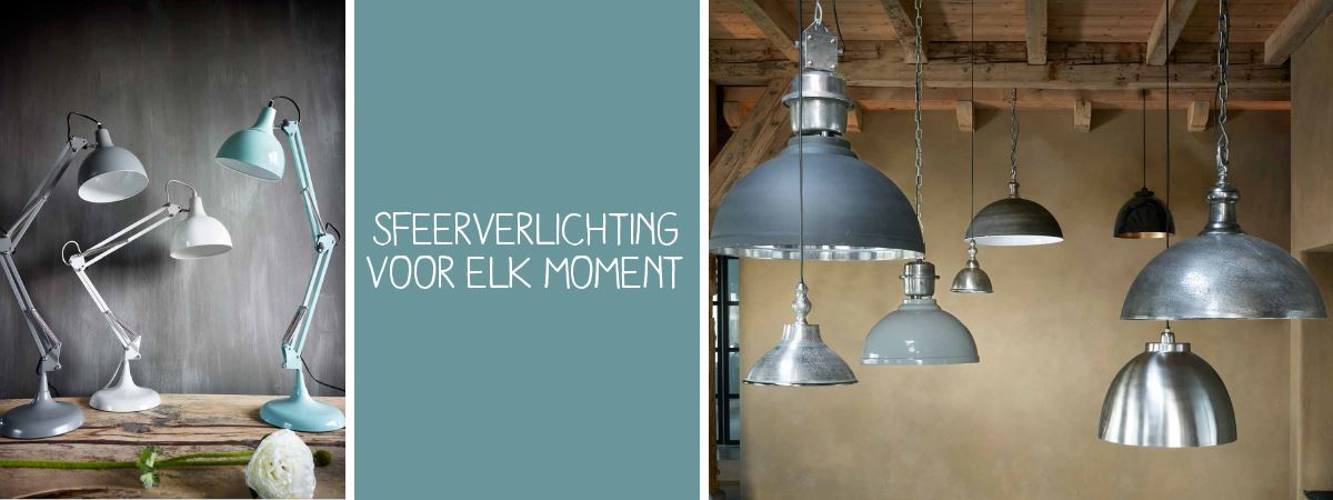 Verlichting | Shop je online bij Pronto Wonen!