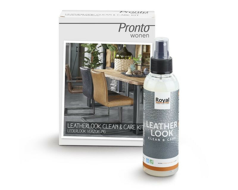 Leatherlook clean & care 150 ml Onderhoud