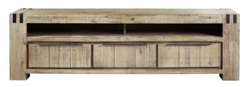 TV-Dressoir Bassano light grey