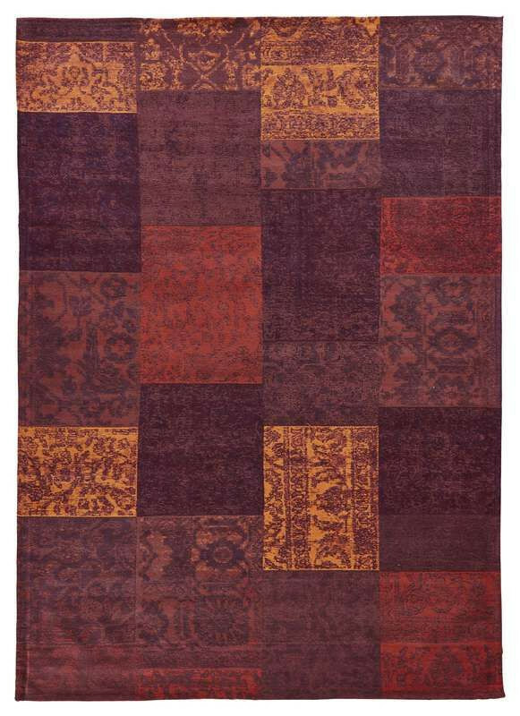 Karpet Collogno 160x230 red
