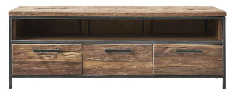 Tv Meubel Salontafel Dressoir.Tv Meubel Romaro Teakhout Mix Rough