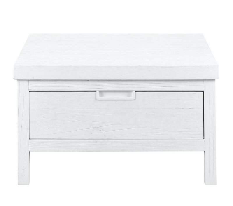 Salontafel Stretto White