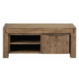 TV-Dressoir Salzburg acaciahout grey wash
