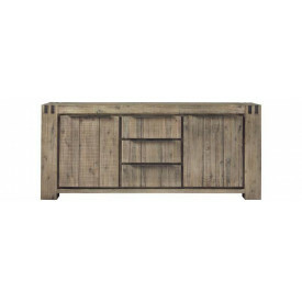Dressoir Bassano rough warm grey