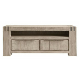 TV-meubel Bassano light grey