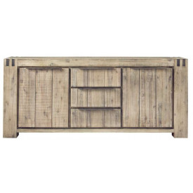 Dressoir Bassano light grey