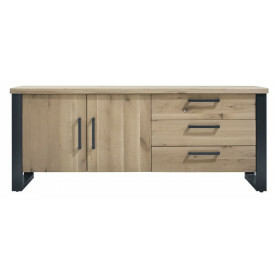Dressoir Verato naturel grey