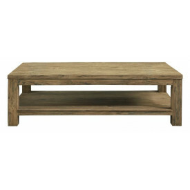 Salontafel Travi teak black wash