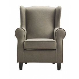 Fauteuil Galtico HR-schuim zitting taupe
