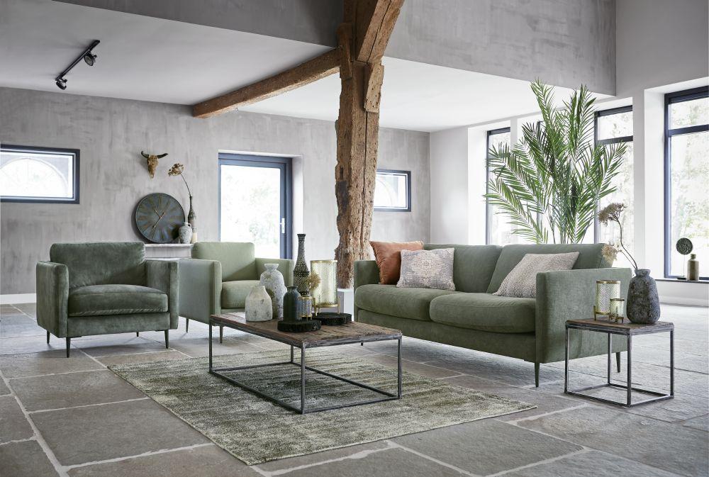 Eetbank Huis En Inrichting.De Kleur Groen In Het Interieur Pronto Inspiratie