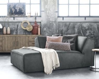 Een grijs interieur