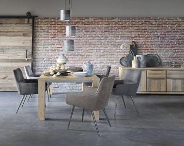 Welke meubels bij de vloer?