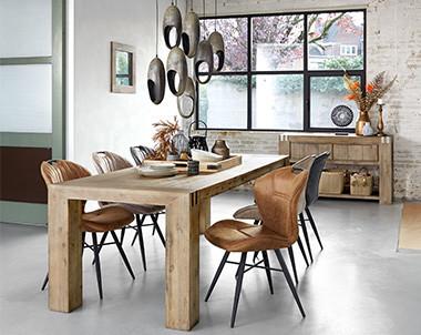 Hoe kies je een nieuwe tafel?